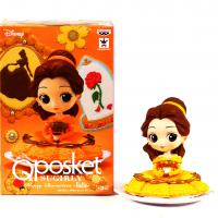 Q posket SUGIRLY Disney Characters -Belle- A.ノーマルカラー