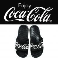 コカ・コーラ シャワーサンダル ver.3【ブラック】