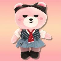 【JISOO】KRUNK×BLACKPINK BIGぬいぐるみ-Lovesick Girls-1