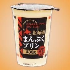 北海道 まんぷくプリン 430g